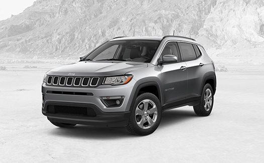 2018 2018 Jeep Compass Latitude