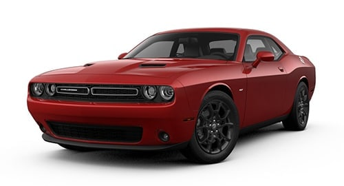 2018 Dodge Challenger GT All-Wheel Drive