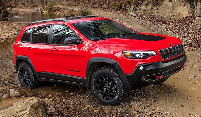 2019 Jeep Cherokee Dade City FL