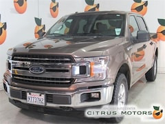 2018 Ford F-150 XLT Truck for sale near Pomona