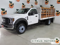 2019 Ford F-450SD XL Cab/Chassis for sale near Pomona