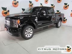 2018 Ford F-250SD Platinum Truck for sale near Pomona