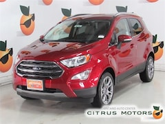 2019 Ford EcoSport Titanium SUV for sale near Pomona
