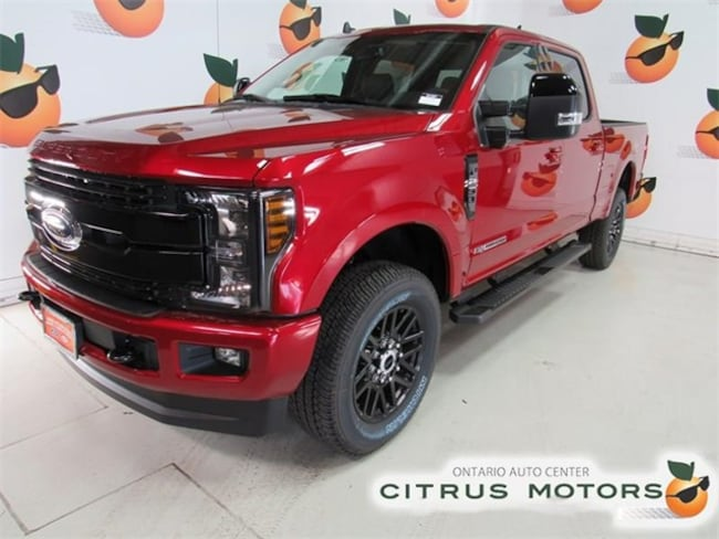 New 2019 Ford F-250SD Lariat Truck in Ontario CA