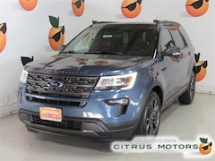 2019 Ford Explorer XLT SUV for sale near Pomona