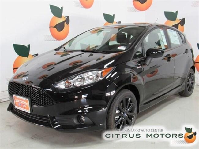 New 2019 Ford Fiesta ST Hatchback in Ontario CA