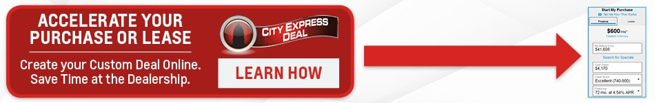 City Express Deal