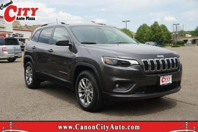 New 2019 Jeep Cherokee LATITUDE PLUS 4X4 Sport Utility For Sale Near Pueblo, Colorado
