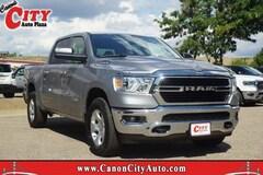 New 2019 Ram 1500 BIG HORN / LONE STAR CREW CAB 4X4 5'7 BOX Crew Cab For Sale Near Pueblo, Colorado