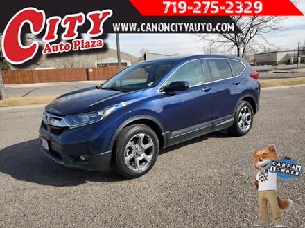 Used 2019 Honda CR-V EX-L AWD SUV Canon City, CO