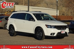 New 2018 Dodge Journey V6 VALUE PACKAGE Sport Utility For Sale Near Pueblo, Colorado