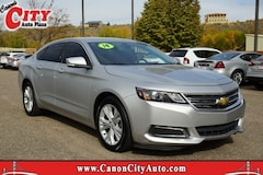 Used 2014 Chevrolet Impala For Sale Near Pueblo, Colorado