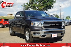 New 2019 Ram 1500 BIG HORN / LONE STAR CREW CAB 4X4 5'7 BOX Crew Cab in Canon City, CO