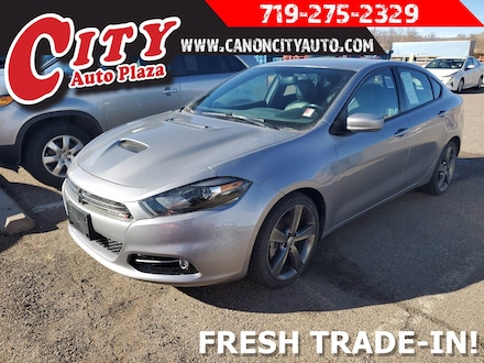Used 2016 Dodge Dart 4dr Sdn GT *Ltd Avail* 4dr Car Canon City, CO