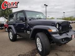 New 2019 Jeep Wrangler SPORT S 4X4 Sport Utility For Sale Near Pueblo, Colorado