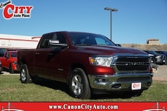 New 2019 Ram 1500 BIG HORN / LONE STAR CREW CAB 4X4 6'4 BOX Crew Cab For Sale Near Pueblo, Colorado