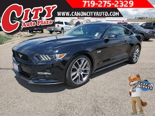 2017 Ford Mustang GT Fastback 2dr Car