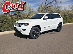 New 2020 Jeep Grand Cherokee ALTITUDE 4X4 Sport Utility For Sale Near Pueblo, Colorado