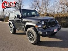 New 2019 Jeep Wrangler SPORT 4X4 Sport Utility For Sale Near Pueblo, Colorado