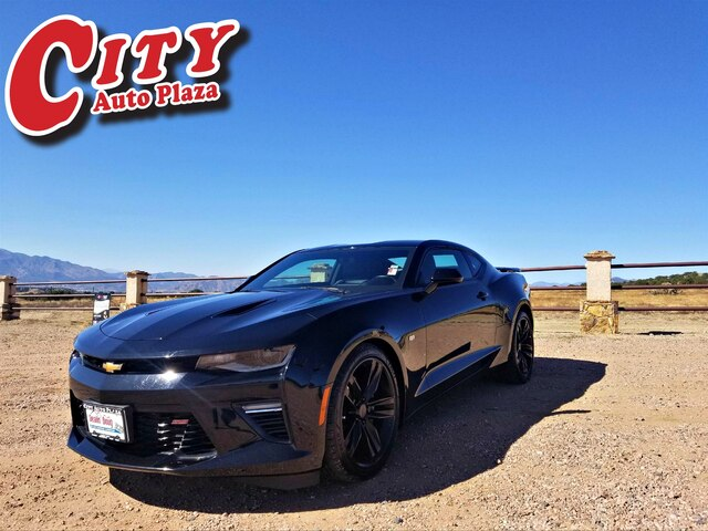Used 2017 Chevrolet Camaro 2SS Coupe Canon City, CO