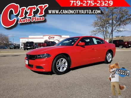 Used 2019 Dodge Charger SXT RWD 4dr Car Canon City, CO