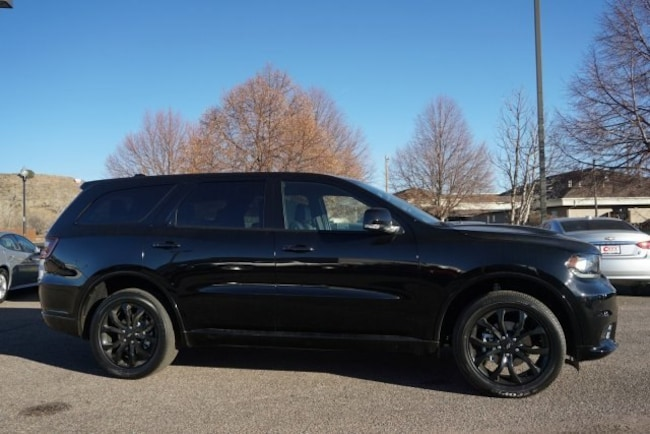 New 2019 Dodge Durango GT PLUS AWD Sport Utility For Sale Near Pueblo, Colorado