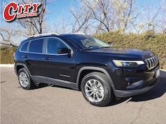 New 2019 Jeep Cherokee Sport Utility For Sale Near Pueblo, Colorado
