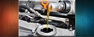 Buy Now & Save.  Synthetic-Blend Oil Change Package