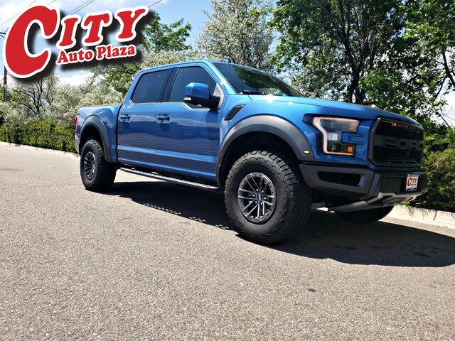 Used 2019 Ford F-150 Raptor Truck SuperCrew Cab Canon City, CO