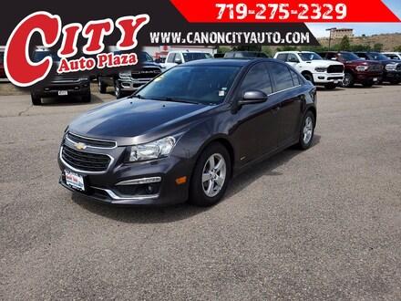 Used 2016 Chevrolet Cruze Limited LT Sedan Canon City, CO