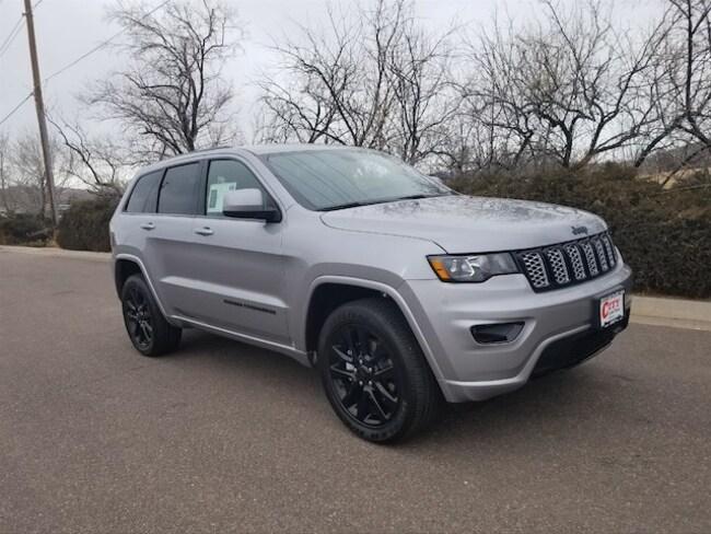 New 2019 Jeep Grand Cherokee ALTITUDE 4X4 Sport Utility For Sale Near Pueblo, Colorado