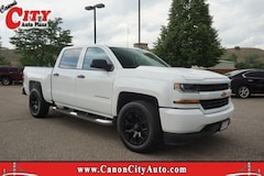 Used 2018 Chevrolet Silverado 1500 For Sale Near Pueblo, Colorado