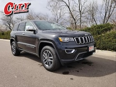 New 2019 Jeep Grand Cherokee LIMITED 4X4 Sport Utility For Sale Near Pueblo, Colorado