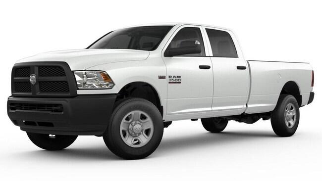 New 2018 Ram 3500 TRADESMAN CREW CAB 4X4 8' BOX Crew Cab For Sale Near Pueblo, Colorado