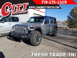 2020 Jeep Wrangler Unlimited Rubicon 4x4 Convertible