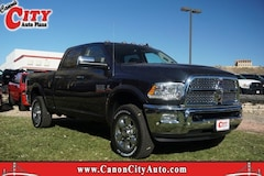 New 2018 Ram 3500 LARAMIE CREW CAB 4X4 6'4 BOX Crew Cab For Sale Near Pueblo, Colorado