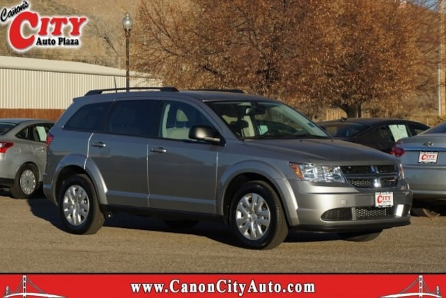 New 2018 Dodge Journey SE Sport Utility For Sale Near Pueblo, Colorado