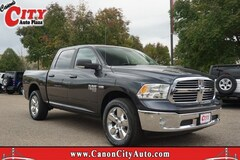 New 2019 Ram 1500 CLASSIC BIG HORN CREW CAB 4X4 5'7 BOX Crew Cab For Sale Near Pueblo, Colorado