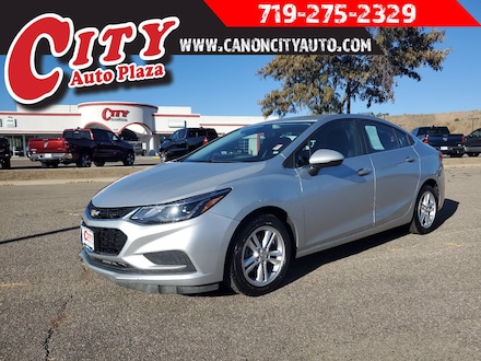 Used 2017 Chevrolet Cruze 4dr Sdn 1.4L LT w/1SD 4dr Car Canon City, CO