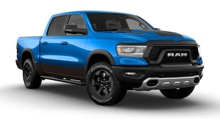 2021 Ram 1500 REBEL CREW CAB 4X4 5'7 BOX Crew Cab