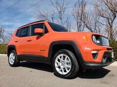 New 2019 Jeep Renegade LATITUDE 4X4 Sport Utility For Sale Near Pueblo, Colorado