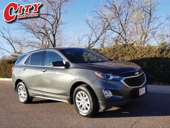 Used 2018 Chevrolet Equinox LT w/1LT SUV for Sale Near Pueblo, Colorado