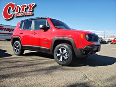 New 2019 Jeep Renegade TRAILHAWK 4X4 Sport Utility For Sale Near Pueblo, Colorado
