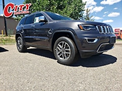 New 2019 Jeep Grand Cherokee LIMITED 4X4 Sport Utility for sale in Canon City, CO