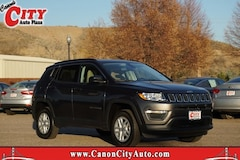 New 2019 Jeep Compass SPORT 4X4 Sport Utility For Sale Near Pueblo, Colorado