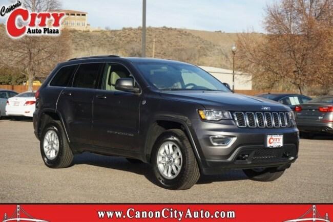 New 2019 Jeep Grand Cherokee LAREDO E 4X4 Sport Utility For Sale Near Pueblo, Colorado