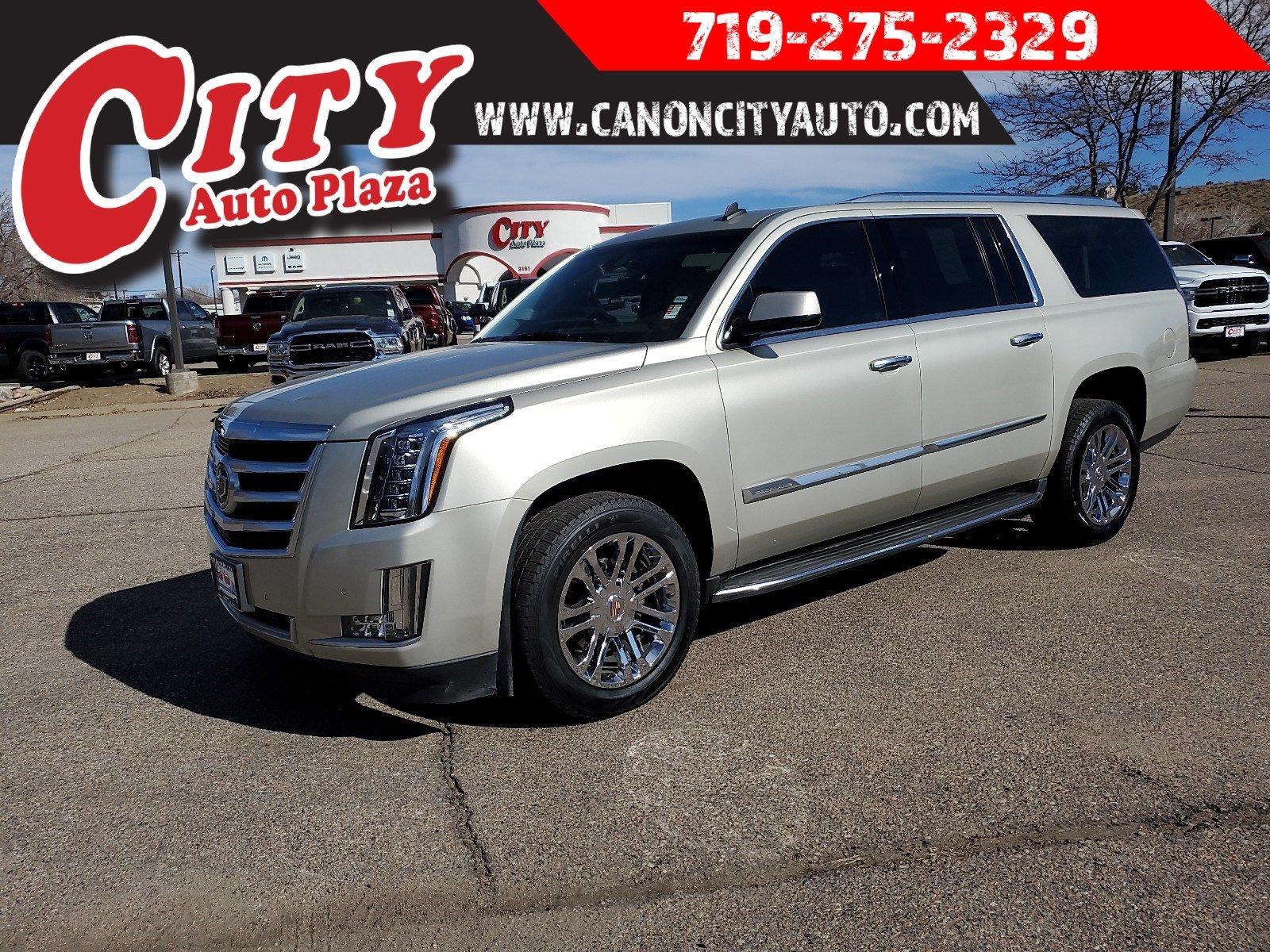 Used 2015 Cadillac Escalade ESV Standard 4WD  Standard Canon City, CO