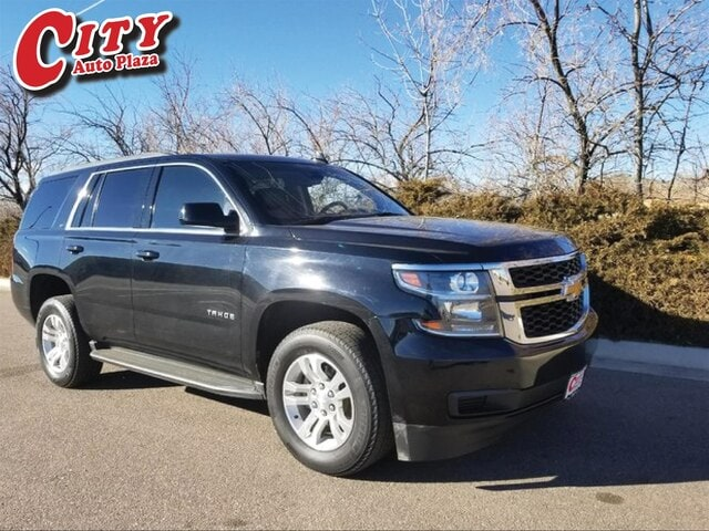Used 2017 Chevrolet Tahoe LT SUV Canon City, CO