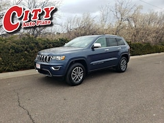 New 2020 Jeep Grand Cherokee LIMITED 4X4 Sport Utility For Sale Near Pueblo, Colorado