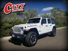 New 2020 Jeep Wrangler UNLIMITED RUBICON 4X4 Sport Utility for sale in Canon City CO